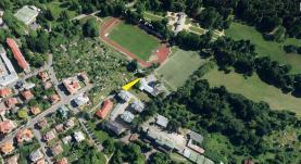 Prodej, zahrada, 295 m2, Mariánské Lázně, ul. Křižíkova