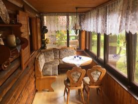 Prodej, chata, 408 m2, Planá-Vížka