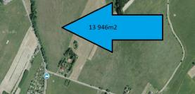 Prodej, pole, 13946m2, Frenštát pod Radhoštěm