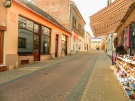 Pronájem, obchodní prostor, 40 m2, Kladno, I.Olbrachta