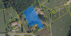 Prodej, pozemek, 3447 m2, Hrádek nad Nisou