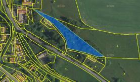 Prodej, pozemek, 4598 m2, Čistá u Litomyšle