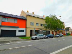 Pronájem, obchod a služby, Olomouc, ul. Střední Novosadská