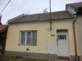 Prodej, rodinný dům 2+1, Kunovice