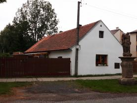 Prodej, rodinný dům 2+1, 650 m2, Kolešovice
