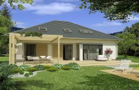 Prodej, rodinný dům, 141 m2, Horní Poříčí