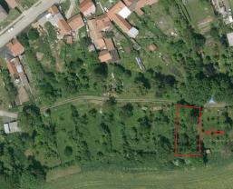 Prodej, zahrada, 686 m2, Chvalkovice u Bučovic