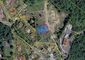 Prodej, stavební pozemek, 1201 m2, Svatava, ul. Podlesí