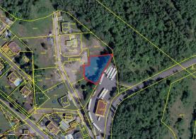 Prodej, stavební pozemek, 1132 m2, Svatava, ul. Podlesí