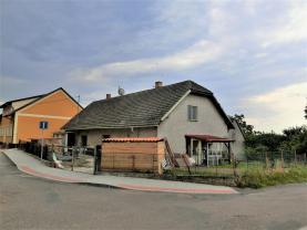 Prodej, rodinný dům 3+1, 383 m², Červený Újezd u Miličína