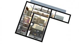 Prodej, byt 3+1, Mohelnice