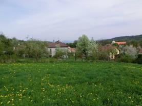 Prodej, stavební pozemek, 1000 m2, Branky