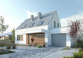 Prodej, rodinný dům 5+1 - na klíč, 830 m2, Horoušany