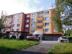 Prodej, byt 2+kk, 36 m2, Karlovy Vary, ul. Jahodová