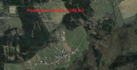 Prodej, pole, 2106 m2, Těchov