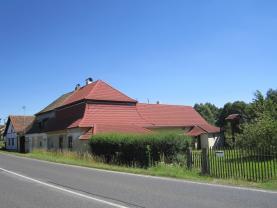 Prodej, chalupa, 920 m2, Tchořovice