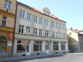 Pronájem, obchodní prostor, Děčín IV, ul. Teplická