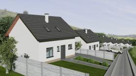 Prodej, stavební pozemek, 947 m2, Želešice