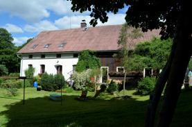 Prodej, rodinný dům 4+1, 4133 m2, Václavov u Bruntálu