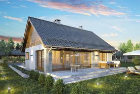 Prodej, rodinný dům, 101 m2, Jinín