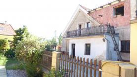 Prodej, rodinný dům, 6+2, Vysoký Újezd, ul. Tyršova náves