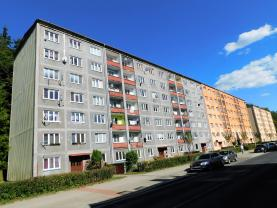 Prodej, byt 2+1, 51 m2, DV, Kraslice, ul. Čs. armády