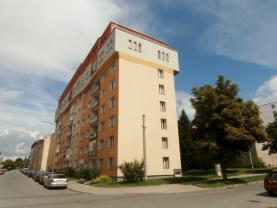 Prodej, byt 1+kk, 40 m2, Plzeň - Lobzy, ul. Spolková
