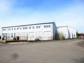 Prodej, výrobní objekt, 2229 m2, Velká Hleďsebe