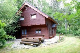 Prodej, chata 3+1, 12 000 m2, Dalečín - Hluboké