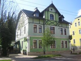 Prodej, hotel, 575 m2, Mariánské Lázně, ul. Žižkova