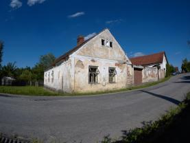 Prodej, rodinný dům 3+0, 67 m2, Klatovec