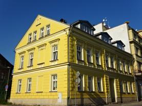 Pronájem, byt 2+1, 72 m2, ul. 28. října, Jablonec nad Nisou
