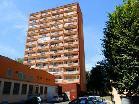 Prodej, byt 2+1, 49 m2, OV, Bílina, ul. Aléská