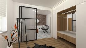 Prodej, nebytový prostor, 1+kk, 22m2, OV, Praha 3, Vinohrady