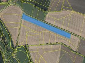 Prodej, pole, 30845 m2, Lukavec u Hořic