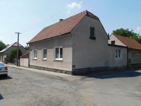 Prodej, rodinný dům 6+2, Kamenný Most