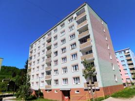 Prodej, byt 1+1, Kraslice, 36 m2, OV, ul. B. Smetany