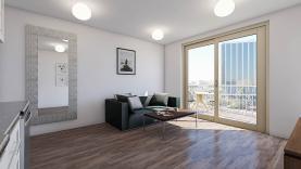 Prodej, byt 1+kk, 35m2, OV, Praha 3 - Žižkov