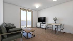 Prodej, byt 2+kk, 54m2, OV, Praha 3 - Žižkov