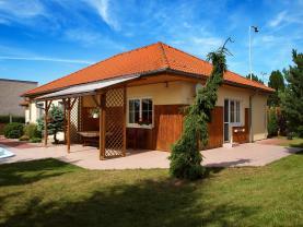 Prodej, rodinný dům, 800 m2, Louny, ul. Vodárenská