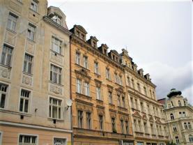 Pronájem, byt 1+1, 37 m2, Karlovy Vary - centrum