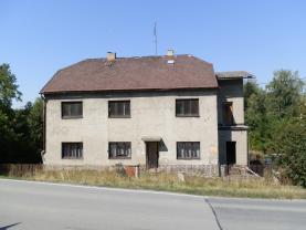 Prodej, rodinný dům 7+2, 174 m2, Přerov, Výkleky