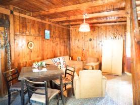 Prodej, chata, Červené Janovice - Katlov