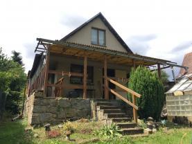 Prodej, chata 1+1, 16 m2, Cheb - Podhrad