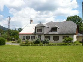 Prodej, rodinný dům, Horní Lipová, Lipová-lázně