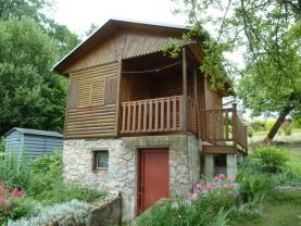 Prodej, chata 1+1, 1418 m2, Letohrad