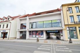 Pronájem, obchodní prostor, Brandýs nad Labem