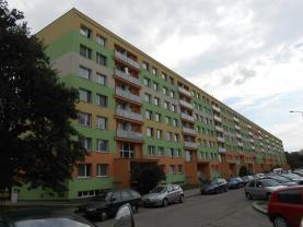 Prodej, byt 1+kk, 36 m2, Pardubice - Polabiny