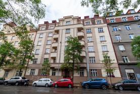 Prodej, byt 2+kk, 60 m2, Praha 3, Vinohrady