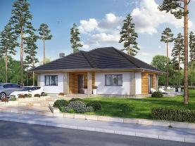 Prodej, rodinný dům, 151 m2, Žihobce